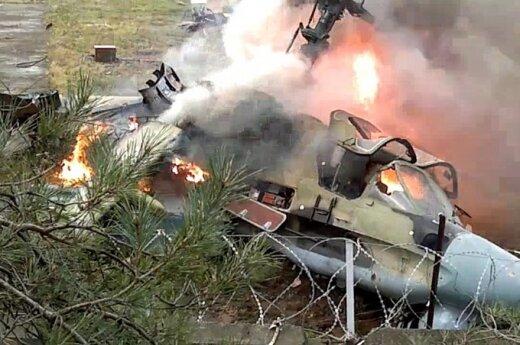 Пилоты рухнувшего вертолета рассказали, как уводили Ка-52 от жилых домов
