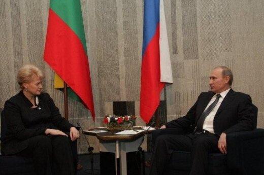 Президент: влияние российских санкций на Литву будет небольшим