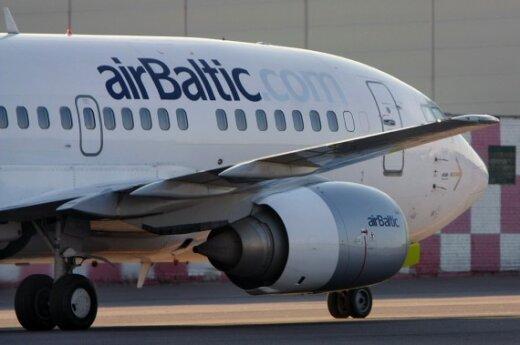 airBaltic займется грузовыми перевозками