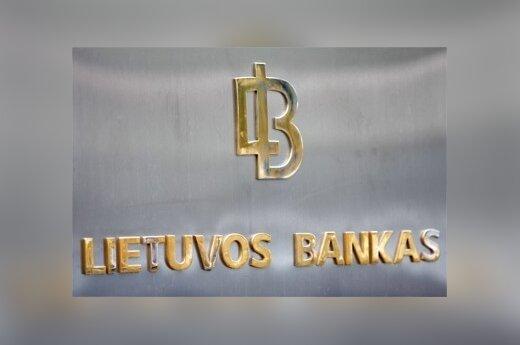 Внешние активы ЦБ Литвы – 14,7 млрд. литов
