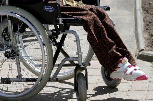 Neįgaliųjų dienai paminėti – interneto svetainė žyminti neįgaliesiems pritaikytas vietas