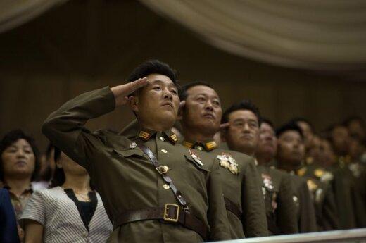 """КНДР пригрозила южнокорейским журналистам """"беспощадным наказанием"""""""