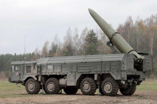 Rosyjscy eksperci: Dowolna nowoczesna broń jądrowa – to praktycznie Litwy nie ma