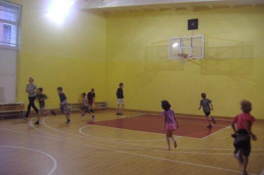 Sportuojame