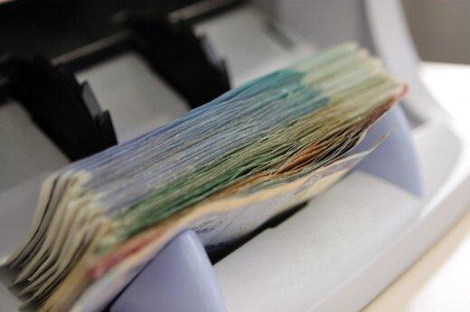 Государство взяло в долг 55 млн. литов