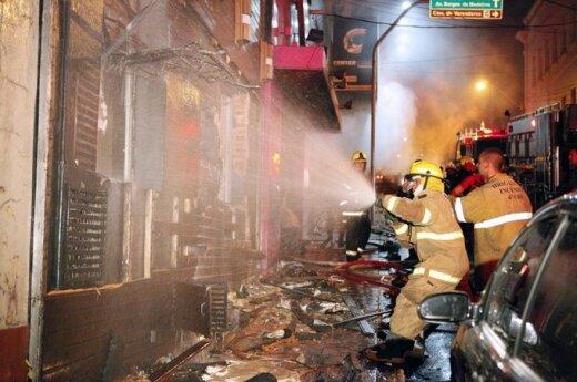 Brazylia: 232 osoby zginęło podczas pożaru nocnego klubu