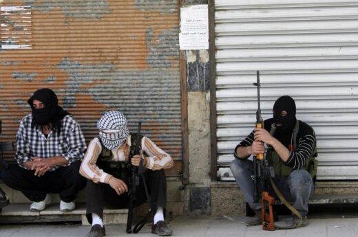 Syria: walki toczą się w centrum Damaszku