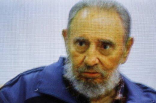 Kuba: Fidel Castro miał udar mózgu