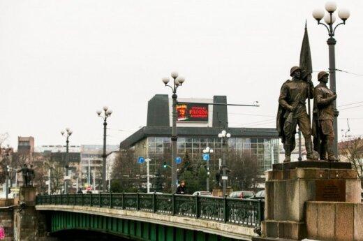 Vilnius Green Bridge
