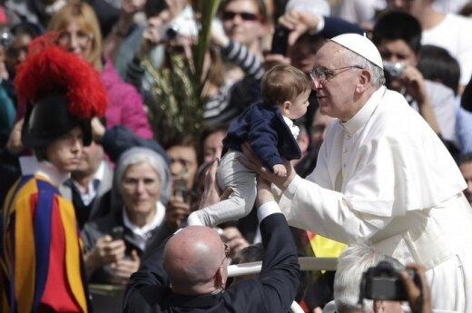 Watykan: Papież umyje nogi skazanym