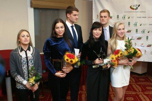 Литовские журналисты лучшими спортсменами 2013 г. выбрали Мейлутите и Киндериса