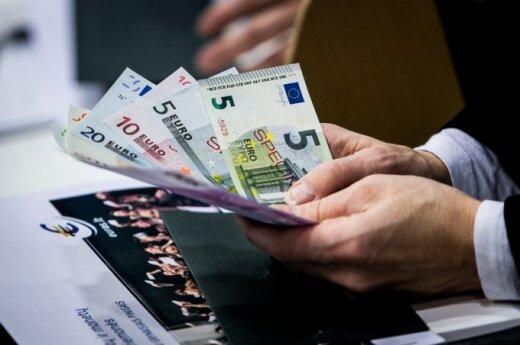 До принятия закона о введения евро в парламенте остался один шаг