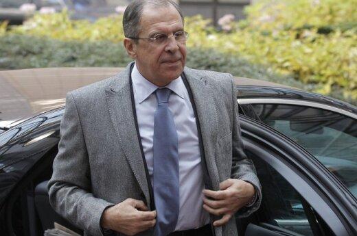 Лавров с коллегами из ЕС обсудил Украину, Сирию и безвизовый режим