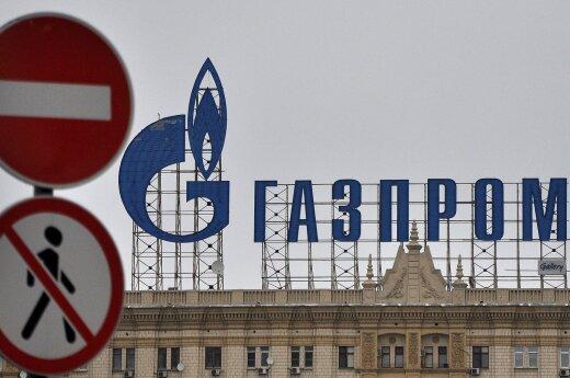 """""""Газпром"""" обязался разрешить свободную торговлю газом в Литве"""