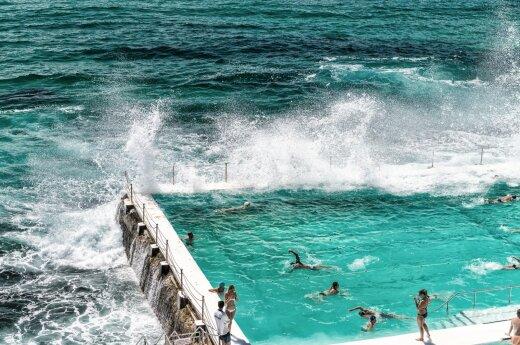 Svajonių atostogos: įspūdingiausi pasaulio baseinai