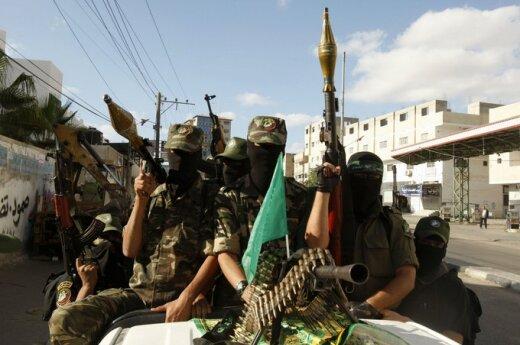 Egipt: doradca prezydenta wzywa do zbrojenia Palestyńczyków