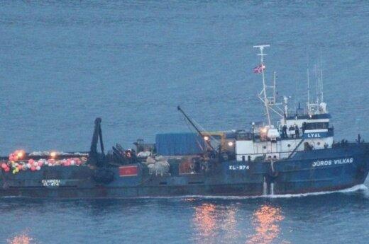 Литва направляет консула в Мурманск по поводу задержанного судна