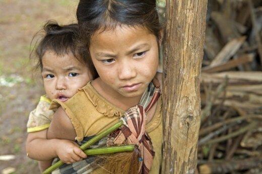 Kambodża: Nieznana choroba zabija dzieci