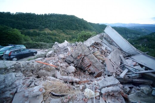 Žemės drebėjimas