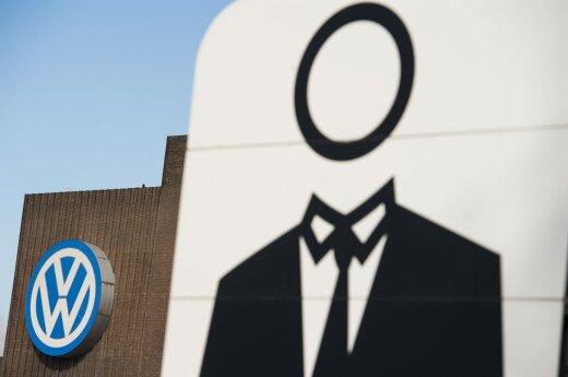 """""""Dyzelinis skandalas"""" tęsiasi: """"Volkswagen"""" priešinasi JAV reikalavimams"""
