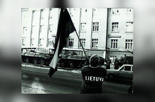 Генпроекуратура Литвы просит признать подозреваемыми по делу 13 января 30 россиян и белорусов