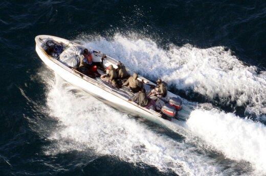 Спустя год пираты освободили грузинских моряков