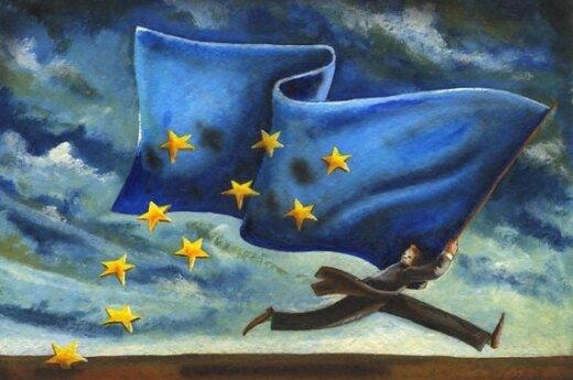 Опрос: литовцы симпатизируют ЕС, а не своей власти
