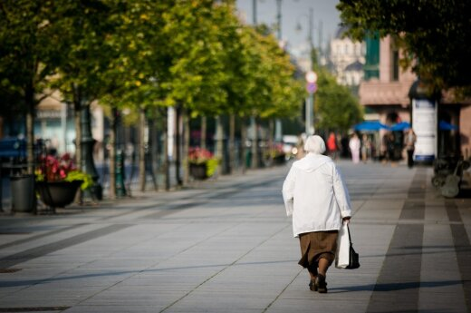 Lithuania plans to raise retirement age