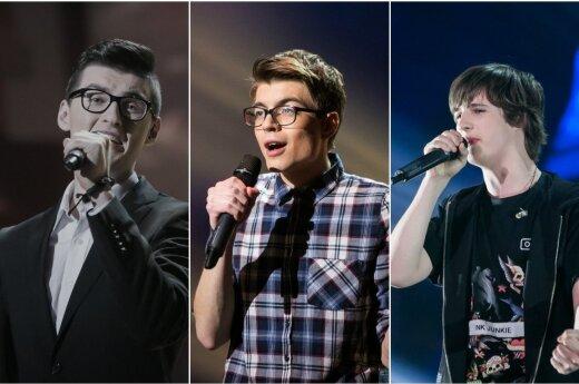 Thomas, Jonatanas, Aleksas
