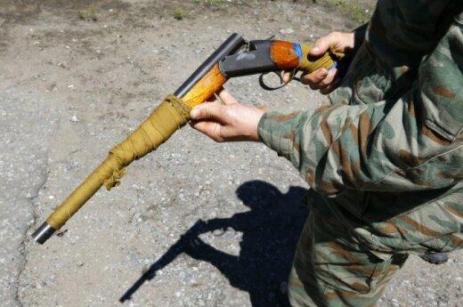 Террористы за ночь дважды обстреливали из минометов краматорский аэродром