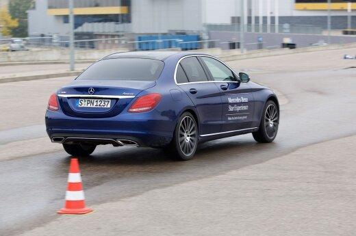"""""""Mercedes-Benz C klasė"""""""