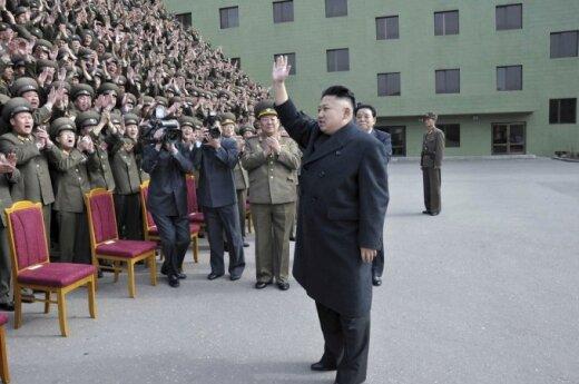 Kim Dzong Un spalił miotaczem ognia jednego ze swoich ministrów