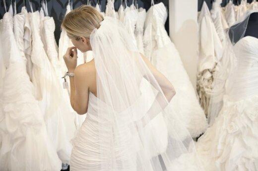 Susipažinome internete – jau planuojame vestuves