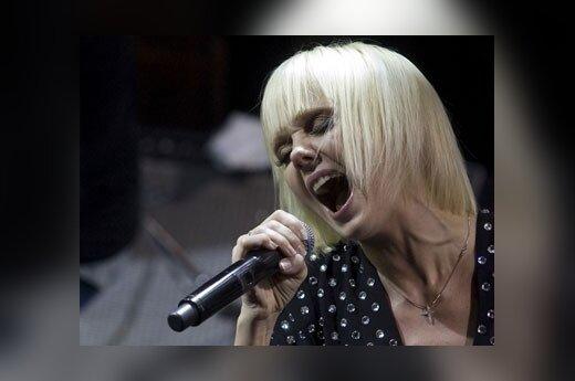 Сингл Валерии попал в Top-50 Billboard