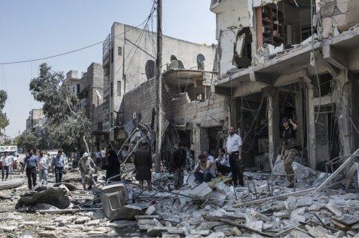 На восстановление Сирии после войны потребуется $180 млрд