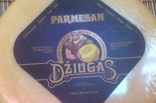 Литовский сыр Džiugas на российских прилавках – из Аргентины