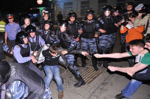 СКР: беспорядками на Болотной руководил Таргамадзе