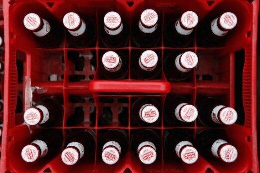 Baltarusiams uždraudė gerti alų ir miške