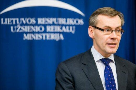Послом Литвы при ООН предлагают назначить Криваса