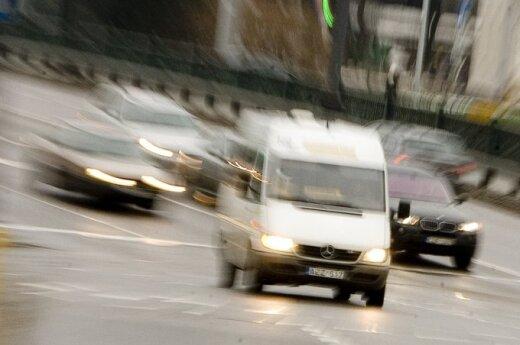 """""""Mikriukų"""" atstovai: radom būdą, kaip apeiti draudimą vežti keleivius"""