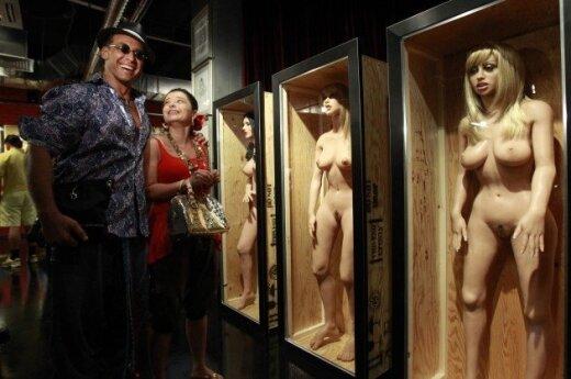В Москве открылся музей эротического искусства