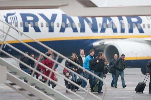 Pasażerowie Ryanair wszczęli bunt na pokładzie