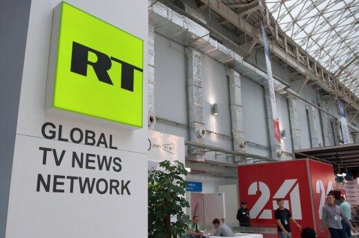 """В парламенте Британии """"допросили"""" российские СМИ — RT и Sputnik"""