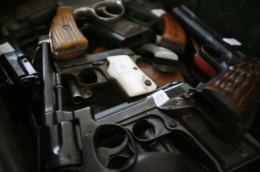 Nuomonė. Privalo egzistuoti teisė į savigyną – nedrauskime turėti ginklų