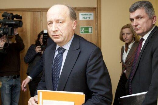 Andrius Kubilius, Virgis Valentinavičius