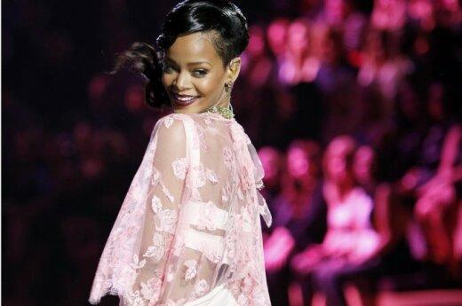 Rihanna chce się schować