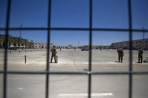 Libijos kalėjimas