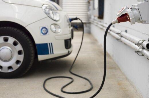 Auta elektryczne pojadą dalej