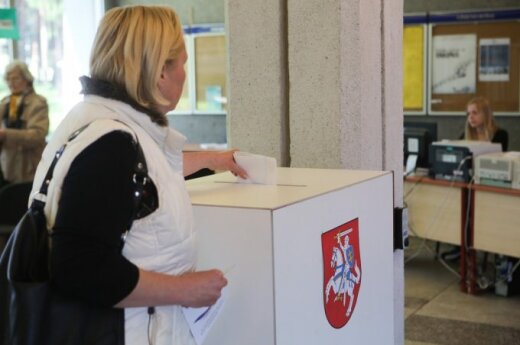 Lithuanian municipal elections proposed on 1 March
