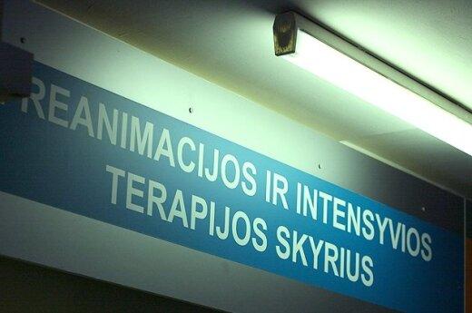 В Каунасе с балкона на 4 этаже выпал ребенок